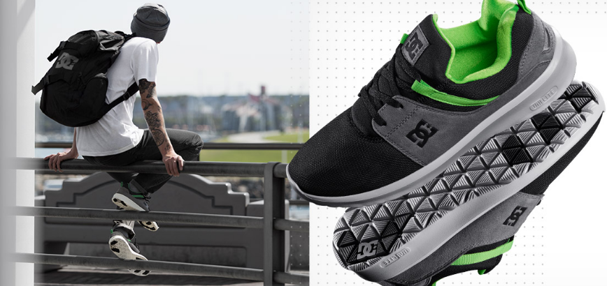 Акции DC Shoes в Егорьевске
